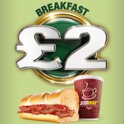 £2 Breakfast