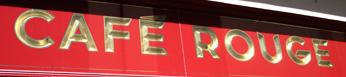 Café Rouge Feature